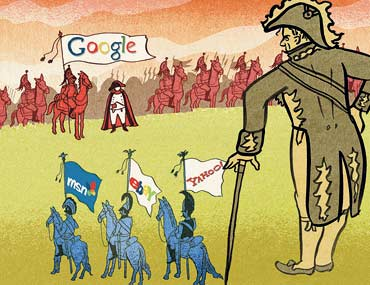 Google vs. el Mundo